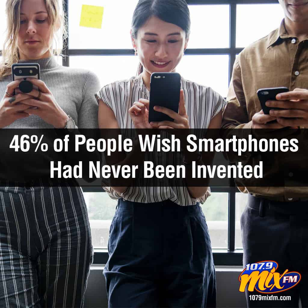 46% of People Wish Smartphones Had Never Been Invented