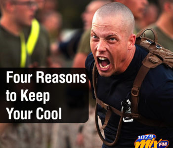 Four Reasons to Keep Your Cool 2