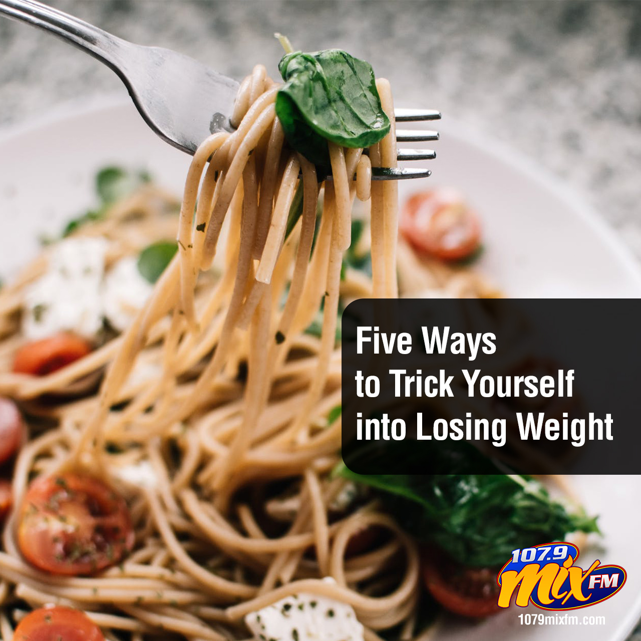 Five Ways to Trick Yourself into Losing Weight