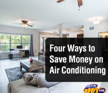 Four Ways to Save Money on Air Conditioning 2