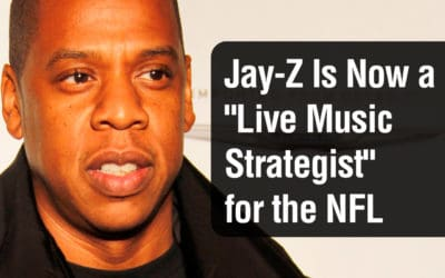 """Jay-Z Is Now a """"Live Music Strategist"""" for the NFL"""
