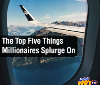 The Top Five Things Millionaires Splurge On 1