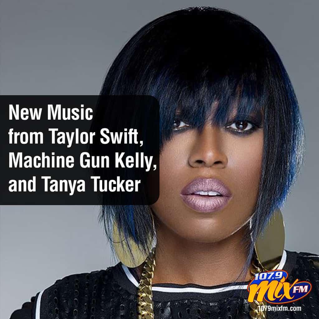 New Music from Taylor Swift, Machine Gun Kelly, and Tanya Tucker