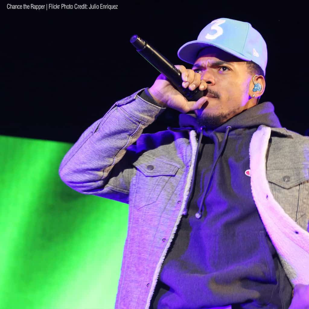 "CHANCE THE RAPPER isn't feeling the love from his fans for his new album ""The Big Day"", which debuted in SECOND place on the charts this week.  In fact, he thinks the reaction has been kind of hostile."