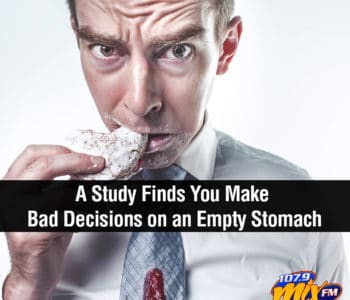 A Study Finds You Make Bad Decisions on an Empty Stomach 2