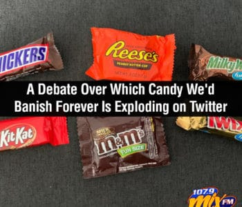 A Debate Over Which Candy We'd Banish Forever Is Exploding on Twitter 1