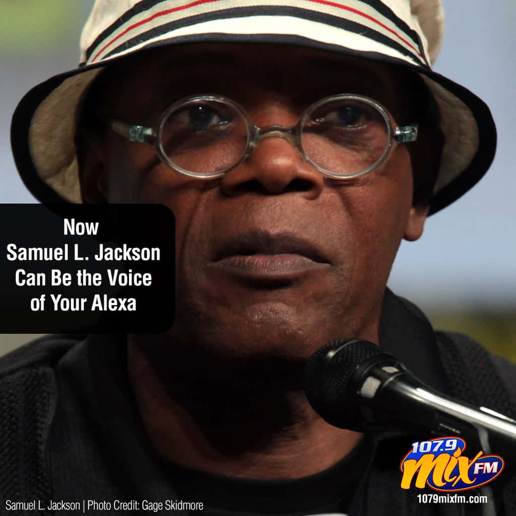 Now Samuel L. Jackson Can Be the Voice of Your Alexa