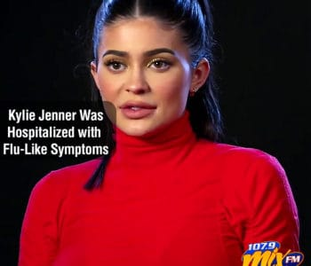 Kylie Jenner Was Hospitalized with Flu-Like Symptoms 2