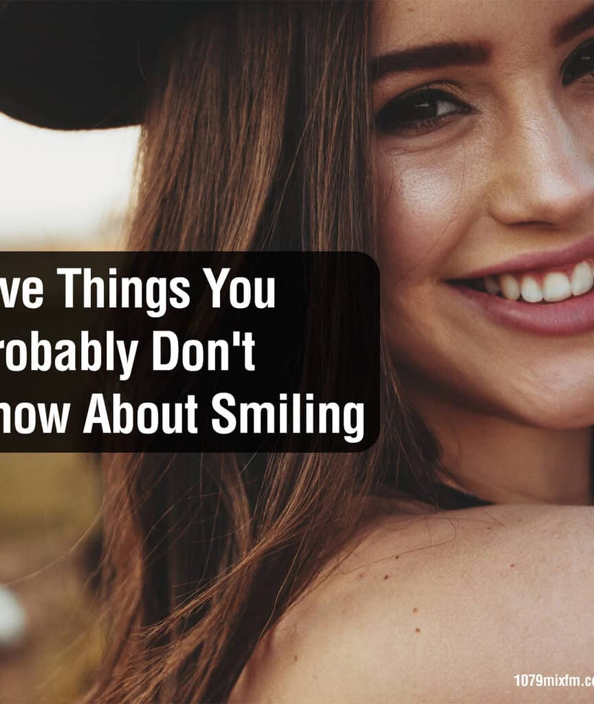 Five Things You Probably Don't Know About Smiling