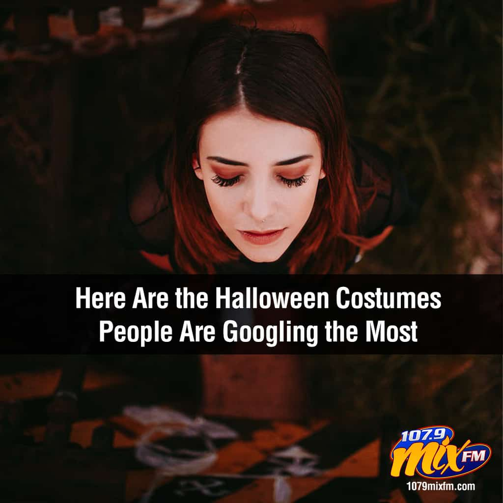 Here Are the Halloween Costumes People Are Googling the Most