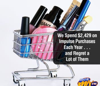 We Spend $2,429 on Impulse Purchases Each Year . . . and Regret a Lot of Them 1