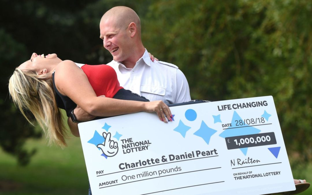 Woman Pranks Husband Claiming Lottery Win. . . Then It Happens for Real