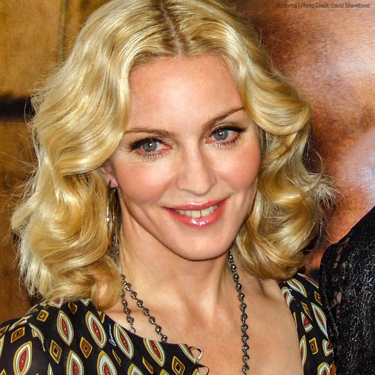 Madonna | Photo By David Shankbone