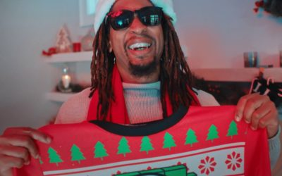 Yeah! Lil Jon Made a Christmas Song . . . with the Kool-Aid Man! Oh, Yeah!