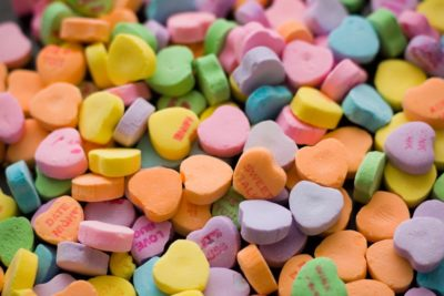 Where are the candy hearts? First time they Won't Be on Sale This Valentine's Day 2