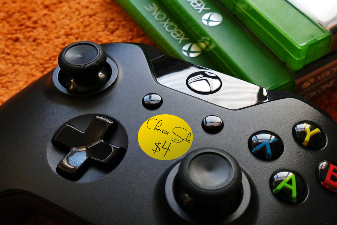 A Girlfriend Sells Her Boyfriend's Xbox for $4 After She Finds Out He's Cheating on Her