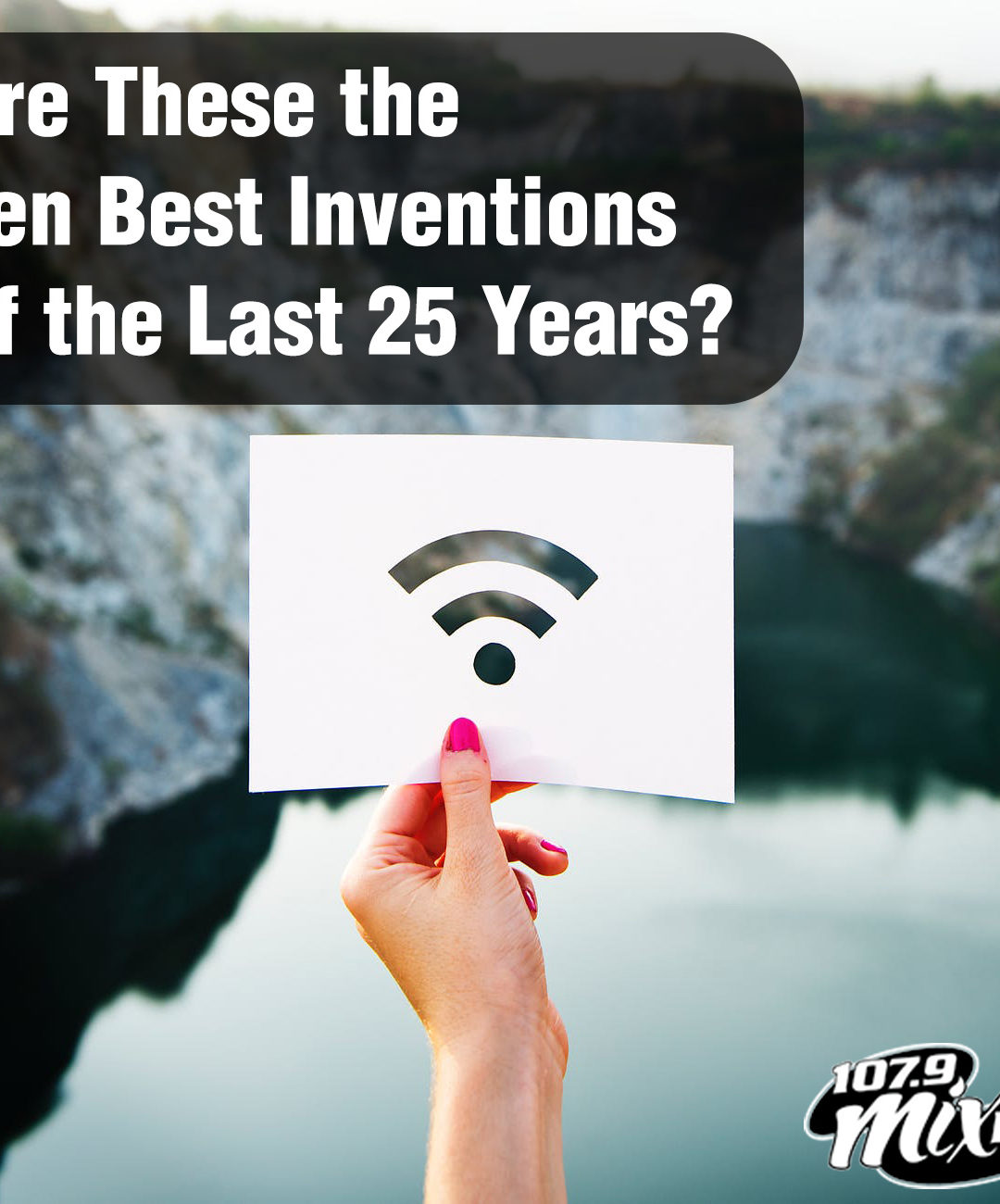 Are These the Ten Best Inventions of the Last 25 Years?