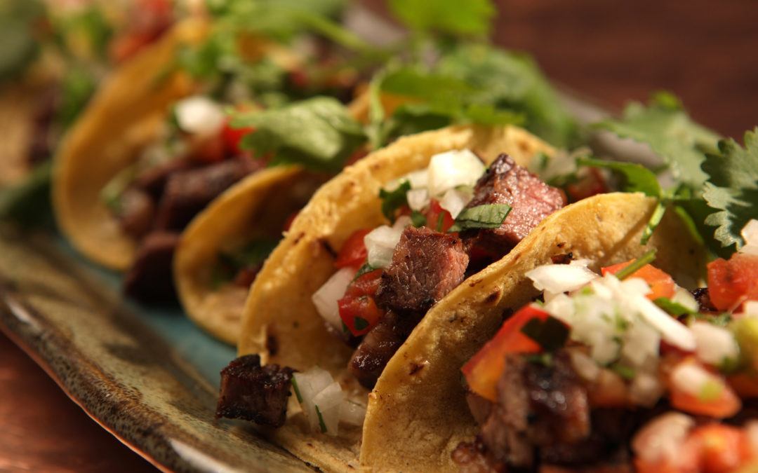Today is National Taco Day . . . but in a way, isn't EVERY day kind of National Taco Day?