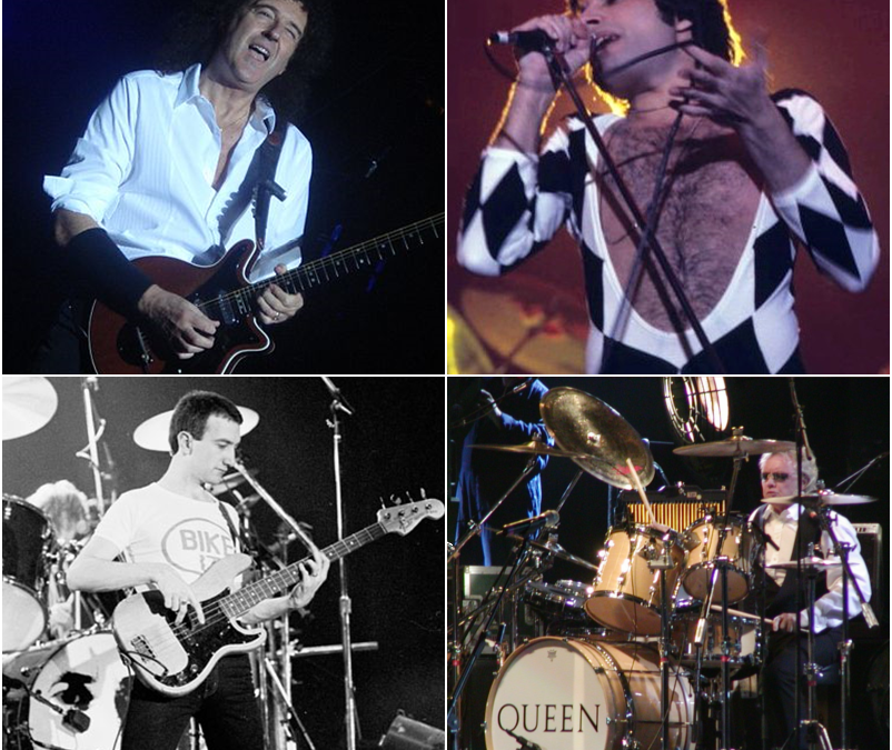 Queen Earned Its Highest-Charting Album in 38 Years