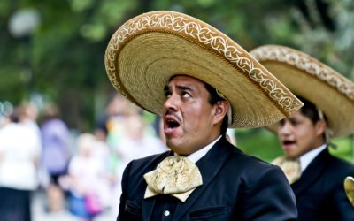 A Guy Hires a Mariachi Band to Sing to His Girlfriend . . . Turns Out She's Married to the Lead Singer