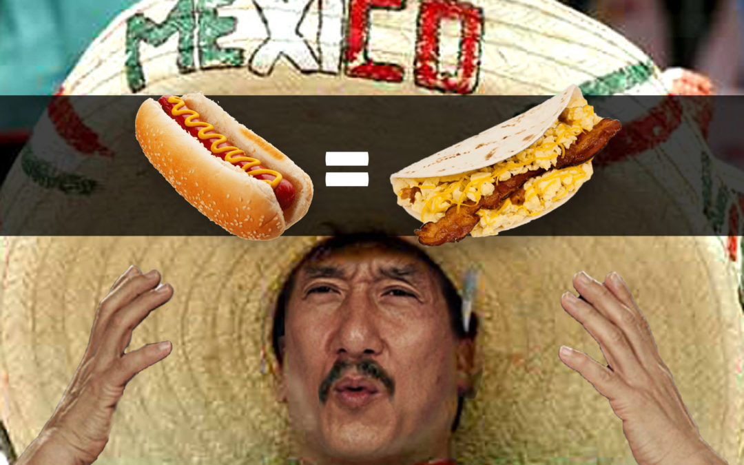Are Hot Dogs Actually Tacos?