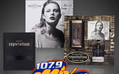 Register to Win a Taylor Swift 'Reputation' Gift Set