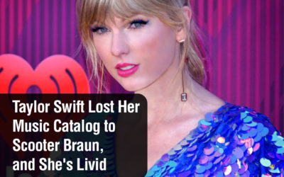 Taylor Swift Lost Her Music Catalog to Scooter Braun, and She's Livid