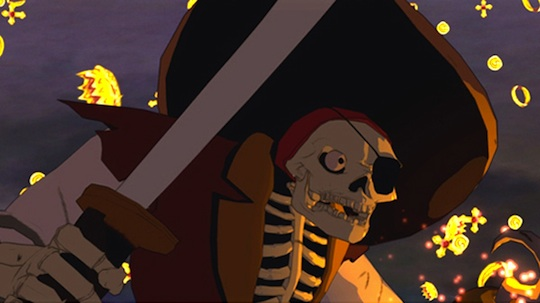 costume quest pirate