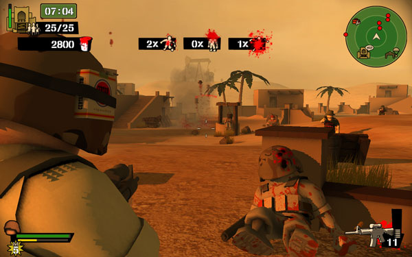 foreign legion screenshot