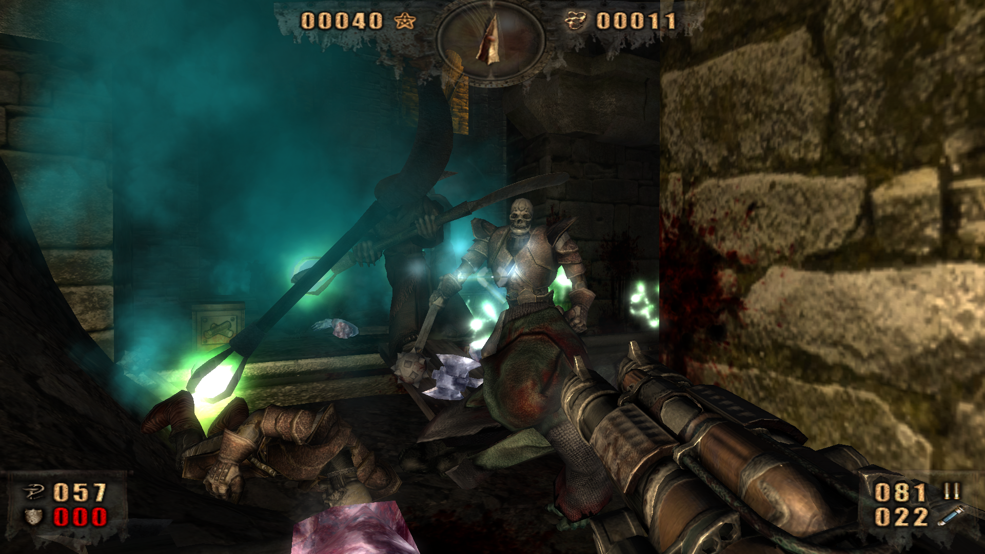 Painkiller Recurring Evil (PC) 2012