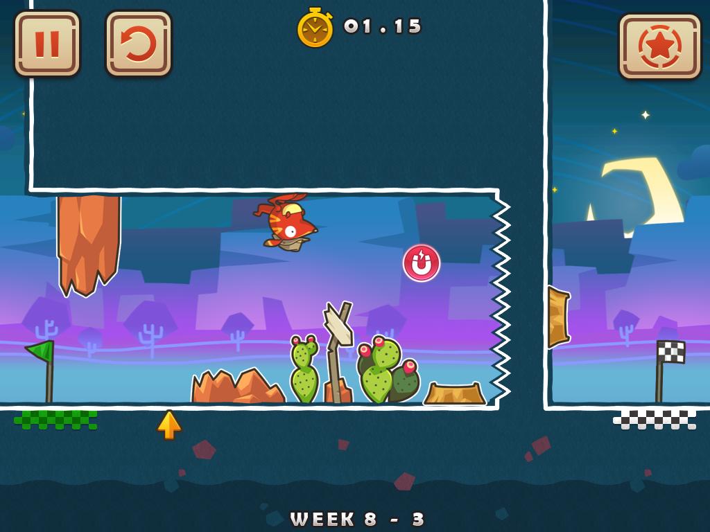 run roo run week 8 screenshot