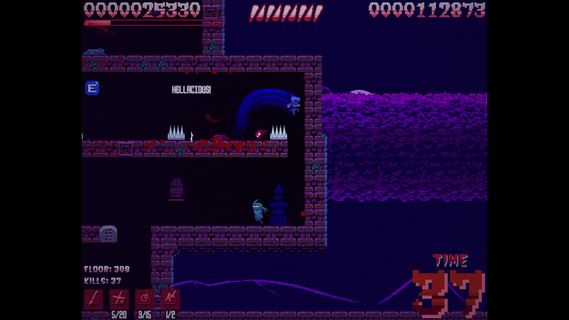 super house of dead ninjas screenshot