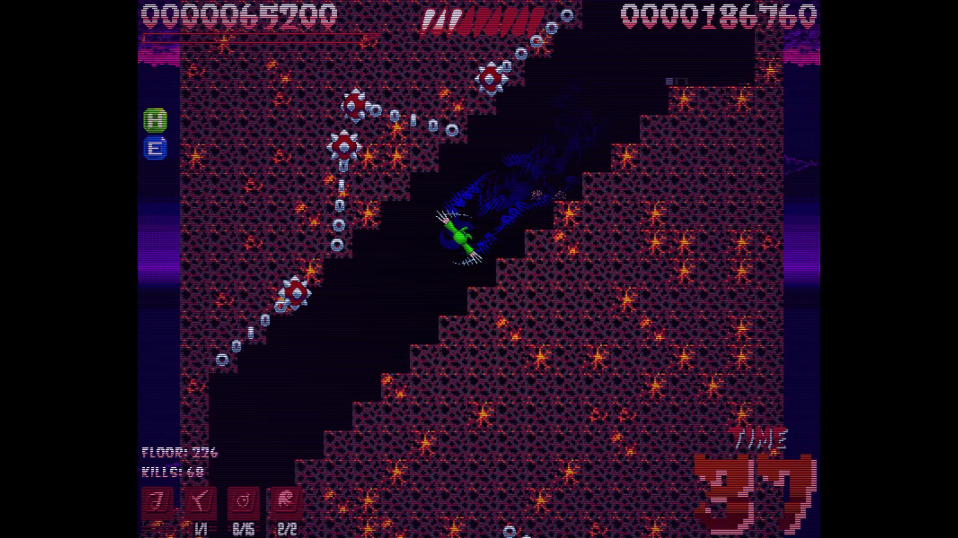 super house of dead ninjas screenshot