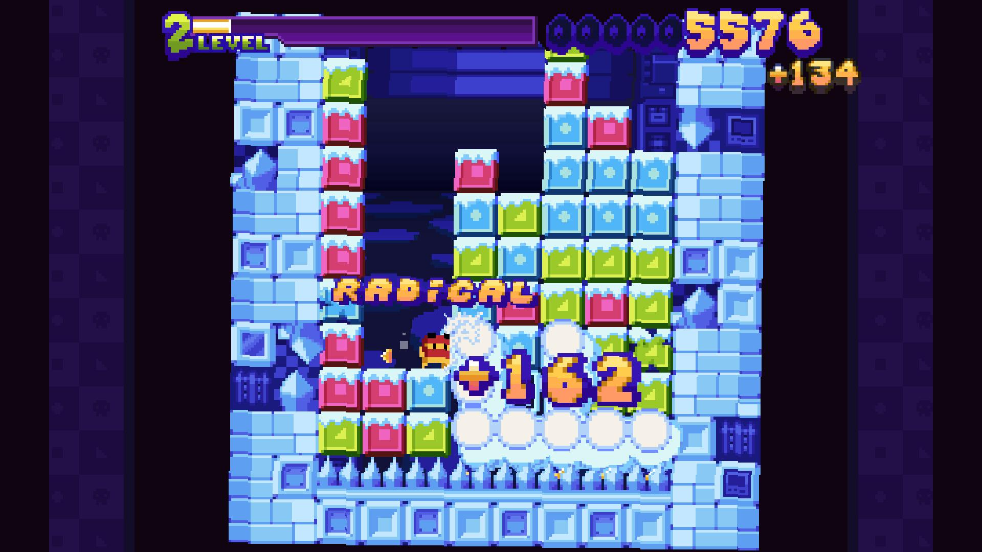 Super Puzzle Platformer Deluxe screenshot