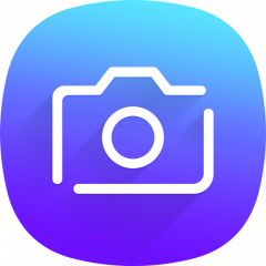 Samsung camera icon