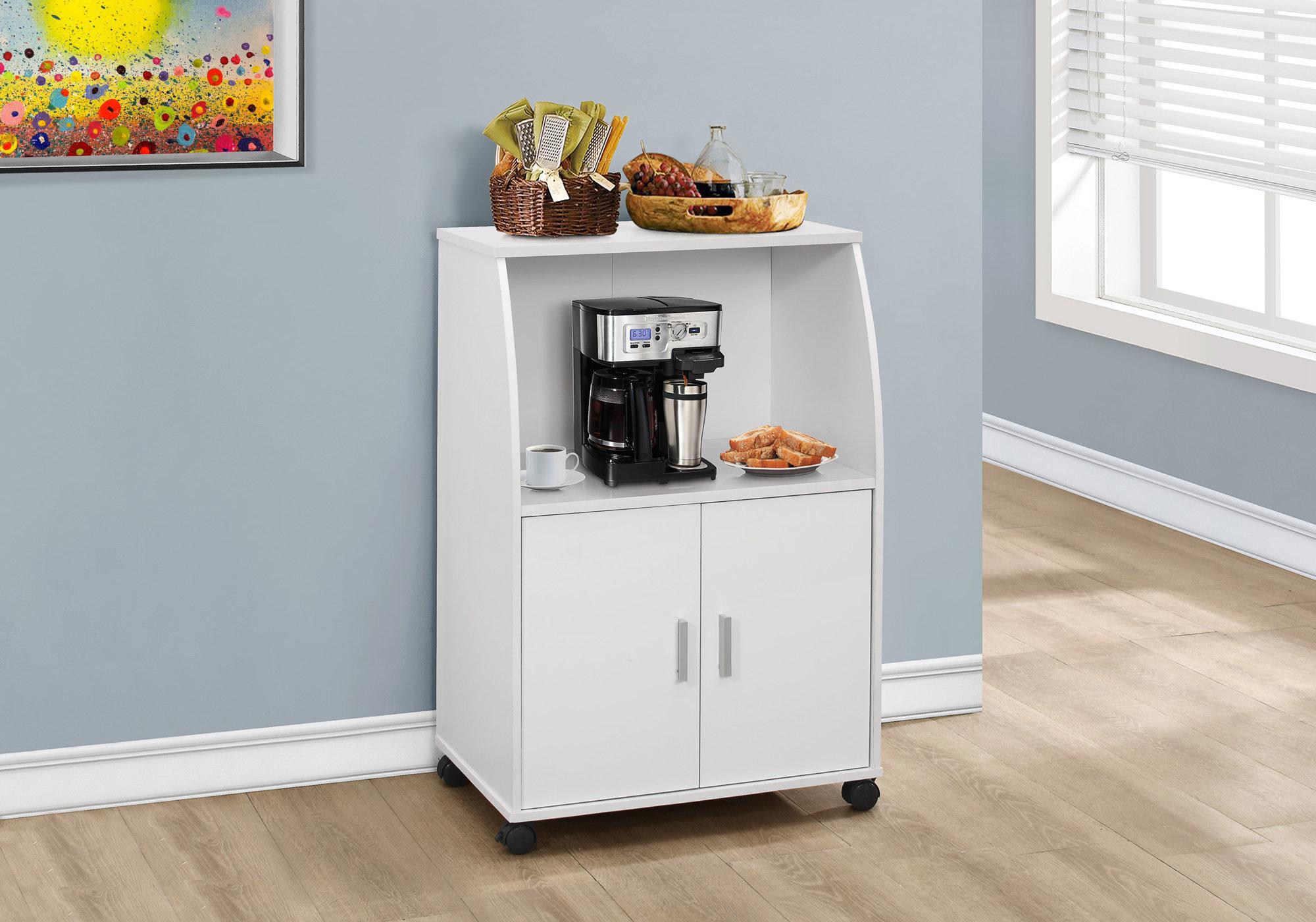 Monarch Specialities Kitchen Cart - 33\