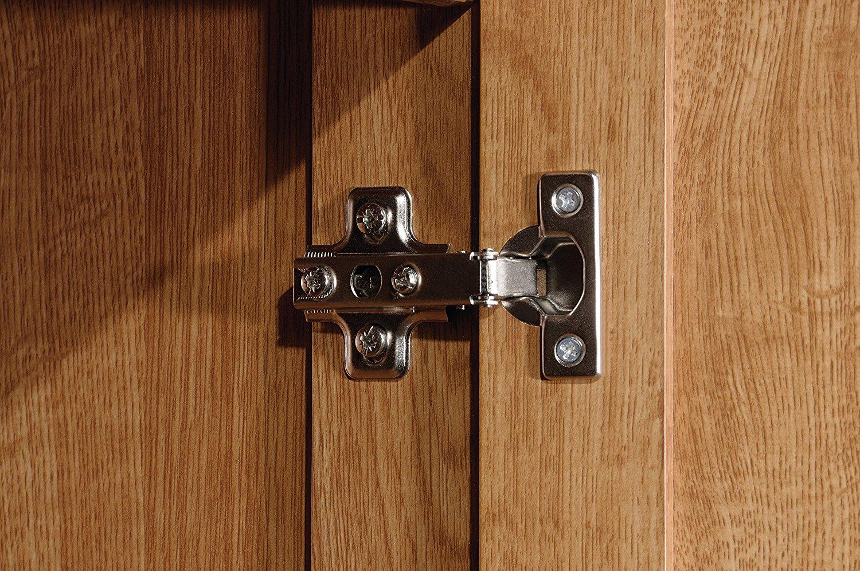 Sauder 419188 Storage Cabinet Highland Oak Finish Ebay