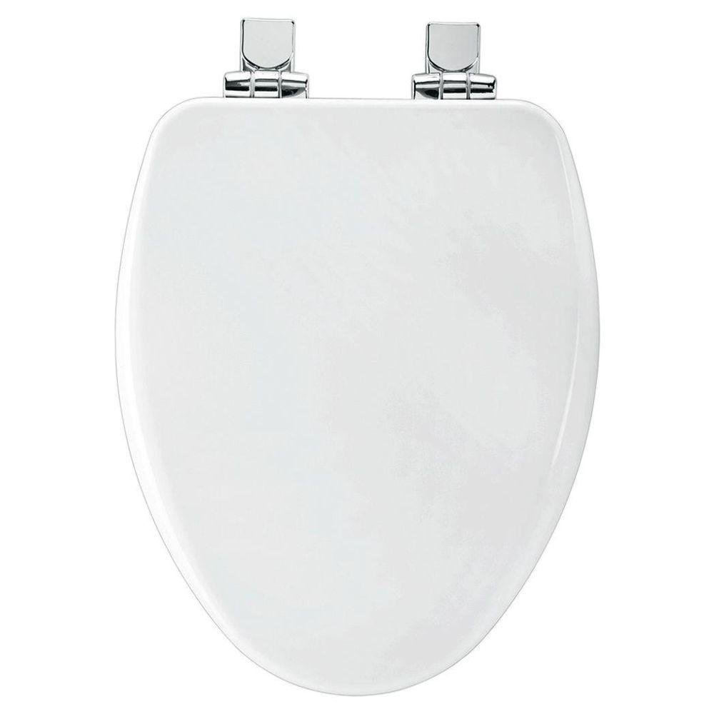 Swell Details About Bemis Slow Close Elongated Closed Front Toilet Seat In White 19170Chsl 000 New Creativecarmelina Interior Chair Design Creativecarmelinacom