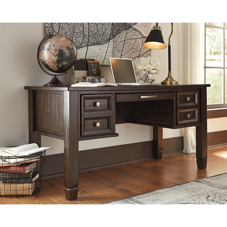 Ashley Furniture Signature Design H63627 Townser Home Office Desk