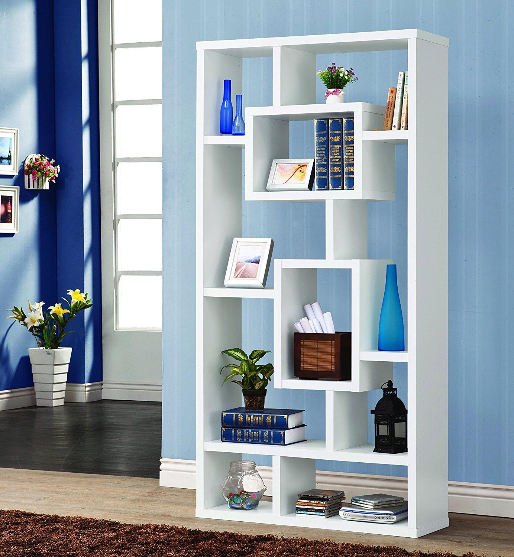 Coaster 800157 Modern Contemporary 10 Shelf Organizer