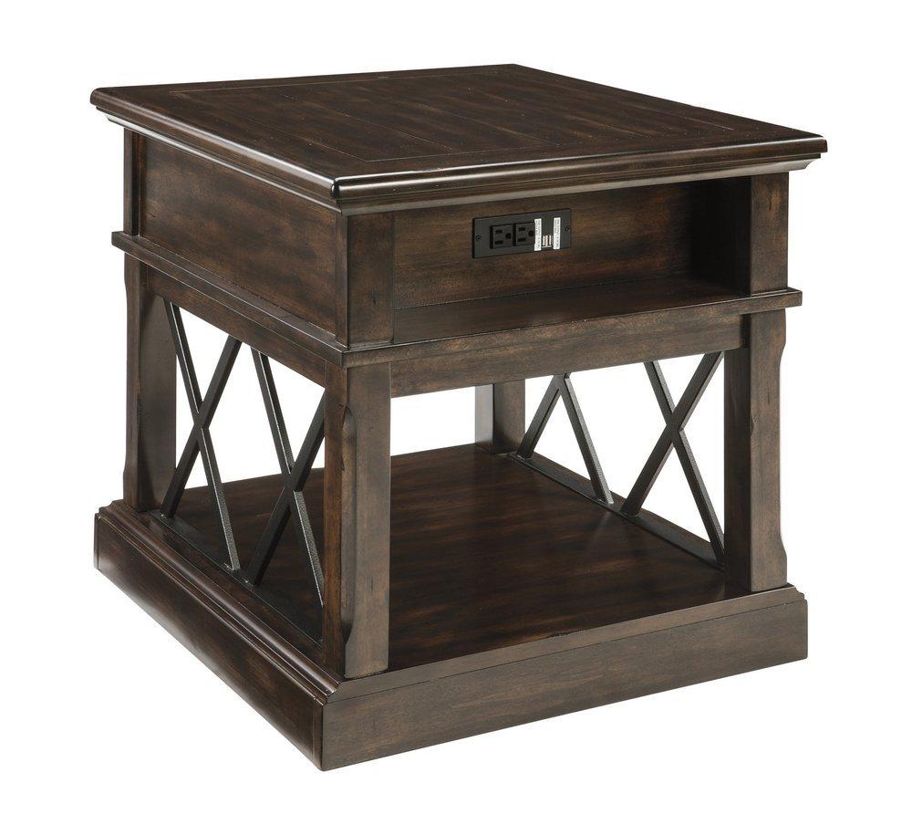 New Ashley Furniture: Ashley Furniture T701-3 Signature Design Roddinton End