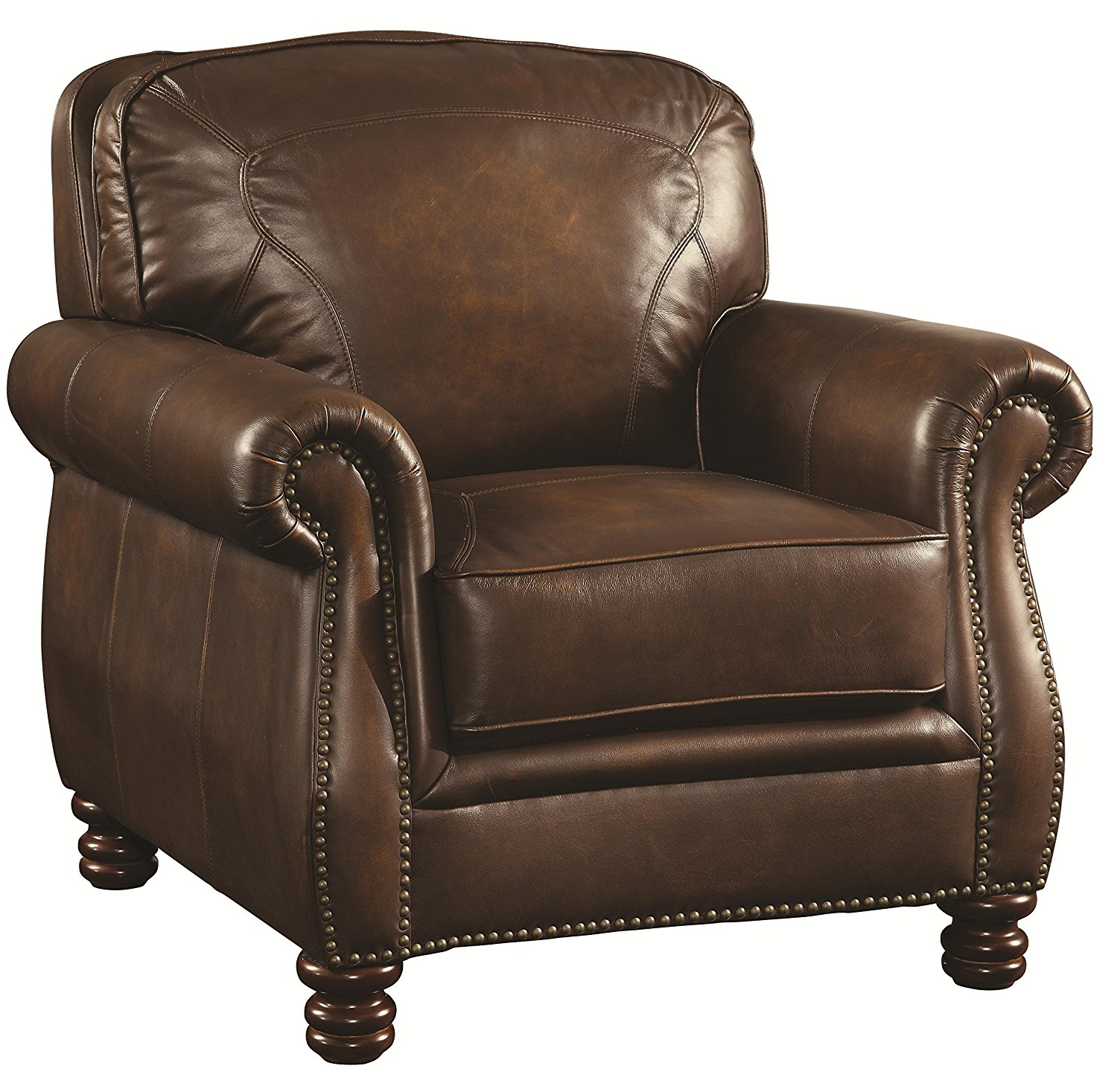 Coaster 503983 Montbrook Traditional Chair With Rolled