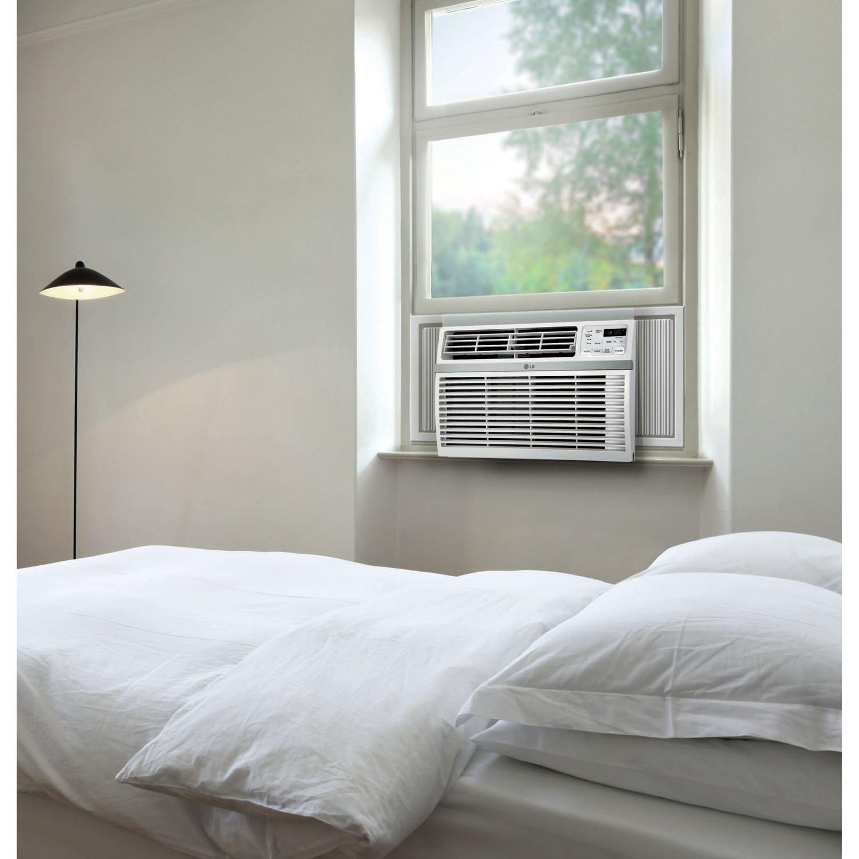 Lg Lw1216er 12000 Btu 115v Window Air Conditioner With