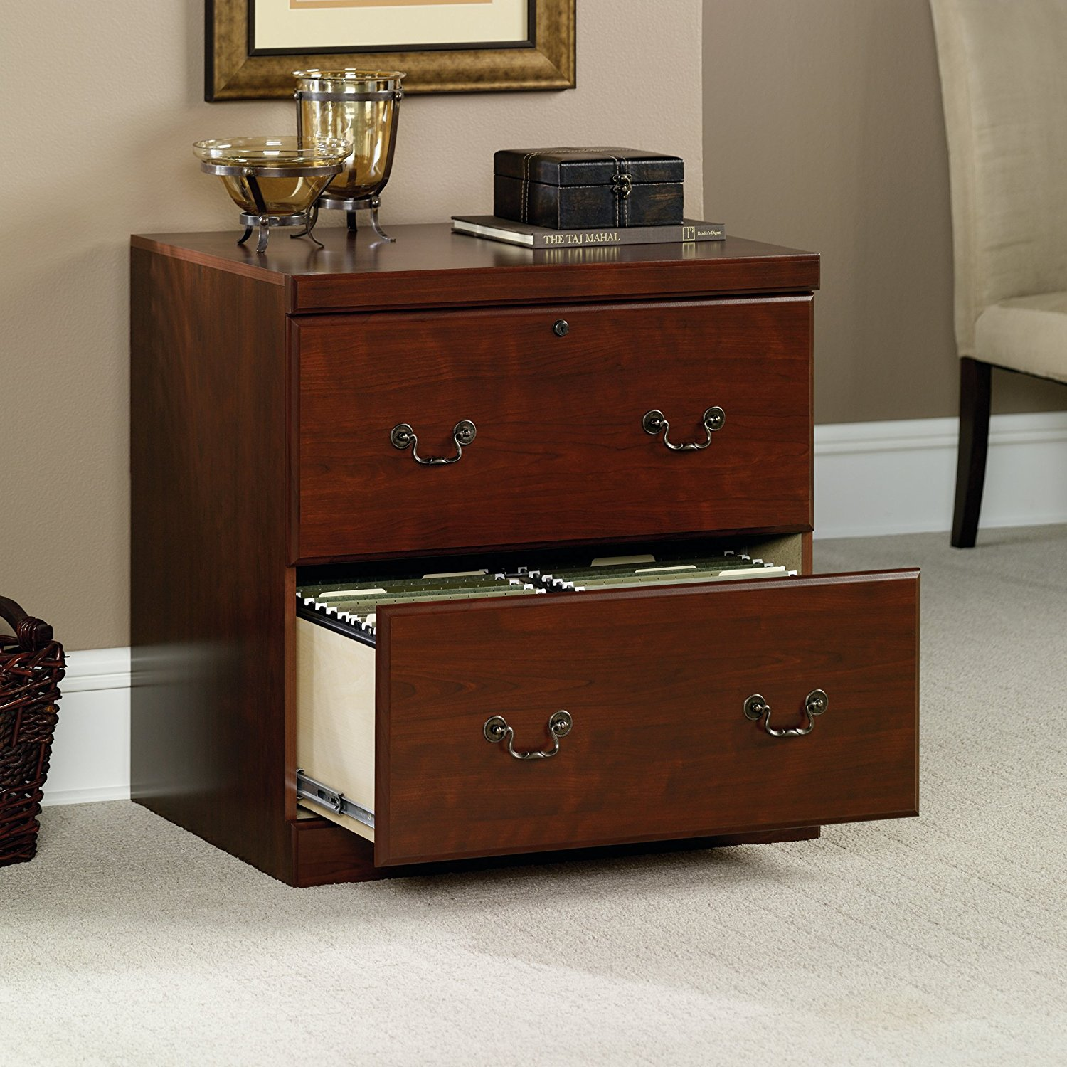 Sauder 102702 Heritage Hill Lateral File Cabinet In
