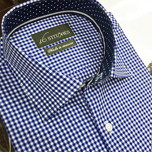 Checks_custom_shirt_for_men_india