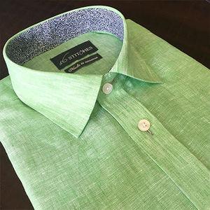 Premium_green_italian_linen_shirt_opt