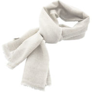 Off White Cashmere Scarf