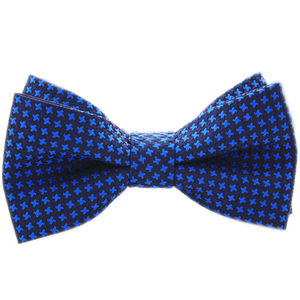 Blue Galaxy Bowtie