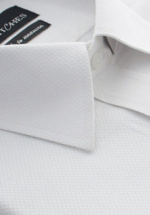Noble Structured White