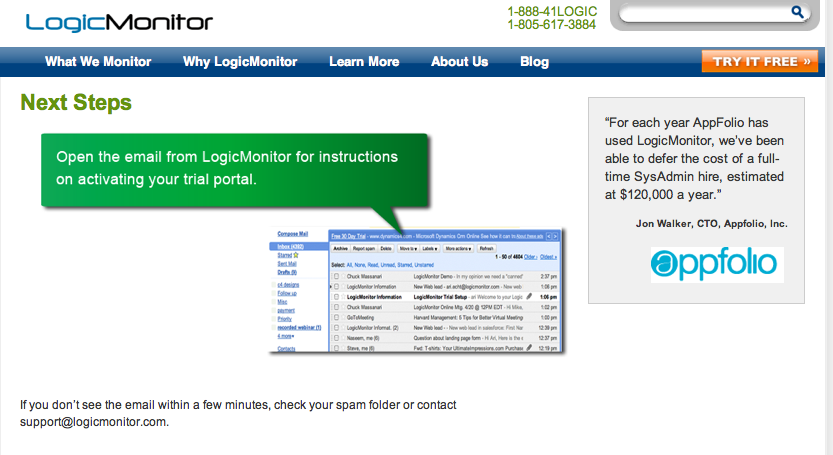 logic monitor good 5 Rules for SaaS Email Marketing and Transactional Messages